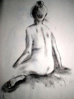 2192 Seated Nude Nude, Statue, Gallery, Artist, Roof Rack, Artists, Sculptures, Sculpture