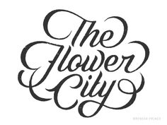 The Flower City II by Brendan Prince