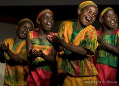African Children's Choir by danpire on Flickr.