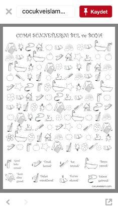 Islam For Kids, Ramadan, Activities For Kids, Doodles, Clip Art, Art, Crafting, Children Activities, Kid Activities