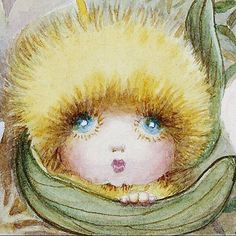 Who remembers this cutie-pie? It's been 100 years since Australian native flora and fauna came to life with May Gibbs' books and illustrations. So beautiful and actually when it comes to botanical detail she had it spot on!