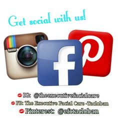 We have other social media accounts. Why not show us some love on Instagram and Facebook?