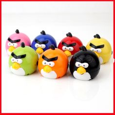 Portable Player TF Card Slot electronic products Cute colorful bird music only) you can use a USB flash drive Mini Cartoon Player Flash Memory Flac Player Tone Music Contracted Fashion Media Player Music Lossless Playe Music PlayerUSD. Gadgets Online, Flash Memory, Rubber Duck, Cool Gadgets, Mp3 Player, Piggy Bank, Consumer Electronics, Usb Flash Drive, Like4like