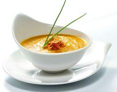 Куриный суп на кокосовом молоке