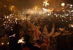 NIT MAGICA, Fiestas de la Magdalena, Castellón de la Plana, Spain