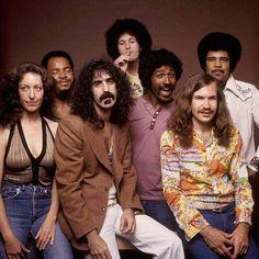 Zappa and friends