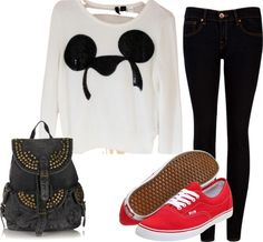 """disney trip"" by molly-jo on Polyvore"
