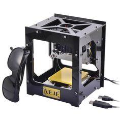 NEJE Fancy DK_8 Laser Box / Laser Engraving Machine / Laser Printer for DIY Cellphone Case - From 179,=  for Euro 104,80