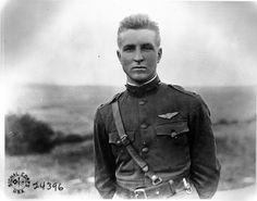 2nd Lieut. Frank Luke, Jr., U.S. Signal Corps, Killed in action, Sept. 29, 1918