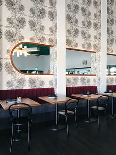 The new restaurant Checker Hall Los Angeles is beautifully designed, with enough decor details to satisfy the hungriest visual appetite!