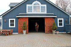 I WANT THIS BARN ON THE PROPERTY OF MY FUTURE DREAM HOME.