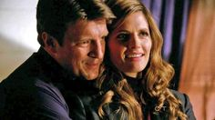 Castle Season, Richard Castle, Great Run, Castle Tv Shows, Castle Beckett, Nathan Fillion, Stana Katic, Handsome, Actresses