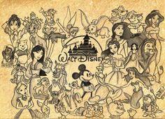 Disney ♡♥♡♥♡