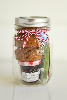 Mason Jar Tea Time | Thirsty For Tea Tea Jar, Gift Of Time, Tea Gifts, Christmas Decorations, Christmas Ideas, Tea Time, Mason Jars, Treats, Shower Ideas