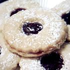 Linzer Tarts from Country Boy bakery in Long Beach
