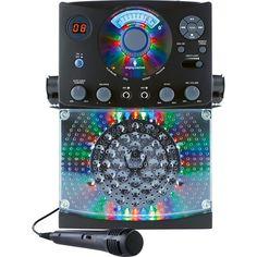 Singing Machine - Bluetooth Cd+g Karaoke System - Black
