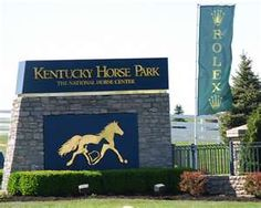 Kentucky Horse Park, Lexington, Kentucky