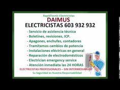 Electricistas DAIMUS 603 932 932 Baratos