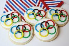 Learn to Make Olympic Celebration Cookies - Foodista.com