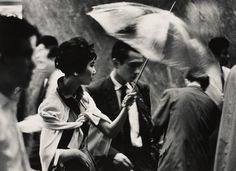 Tokyo at Night, 1961 by Toni Schneiders