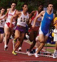Running 800 Meters @ LSU's Bernie Moore Stadium