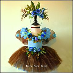 Woodland Fairy Costume  -
