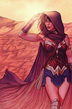 """diana-prince: """"Wonder Woman #07-12 variant covers by Jenny Frison """""""