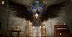 Supernatural: 20 Weirdest Details About Michael (And His Vessel) Michael Supernatural, Supernatural Angels, Supernatural Fandom, Archangels Supernatural, Angel Aesthetic, Archangel Michael, Angels And Demons, Dean Winchester, Zeppelin