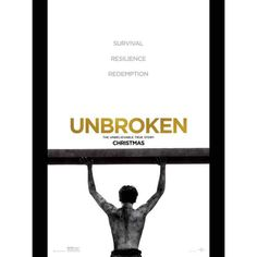 Unbroken (BluRay/DVD, 2014) - Mercari: Anyone can buy & sell