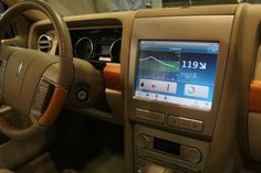Cars That Monitor Sugar Levels- What?! This would be awesome!