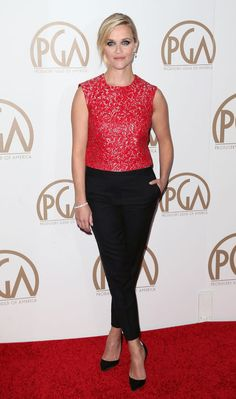 Reese Witherspoon at the Producers Guild Awards