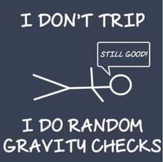 Random Gravity Checks! :D