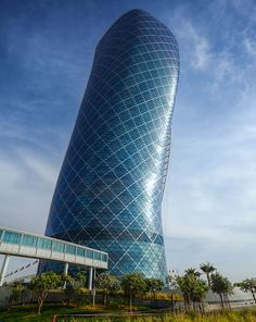 capital gate abu dhabi
