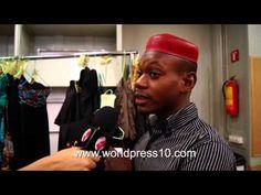 Papyvalerie en el África Fashion Week Barcelona