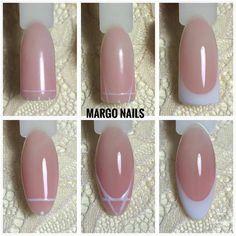 nail art diy / nail art designs & nail art & nail art designs easy & nail art videos & nail art designs for spring & nail art designs summer & nail art tutorial & nail art diy Nail Art Hacks, Nail Art Diy, Diy Nails, How To Nail Art, Nail Drawing, Nail Techniques, Nail Art Designs Videos, Nagel Hacks, French Nail Art