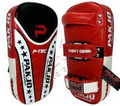 PAKJO FIGHT GEAR Muay Thai Pads, Kickboxing, Golf Bags, Golf Clubs, Fabric Design, Pu Leather, Kick Boxing