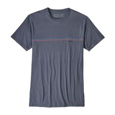 M's Tide Ride Organic T-Shirt, Dolomite Blue (DLMB)