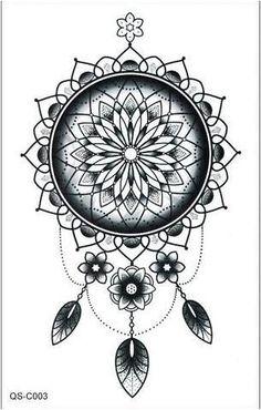 Waterproof Temporary Tattoo Sticker cool men's fire flame totem dragon hawk eye … Waterproof Temporary Tattoo Sticker cool men's fire flame totem dragon hawk eye henna tatto flash tatoo fake tattoos for women Arm Tattoo, Tatoo Neck, Flash Tattoo, Gold Tattoo, Metal Tattoo, Mandala Tattoo, Compass Tattoo, Henna Mandala, Tattoo Wolf