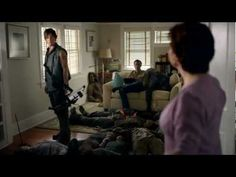 Extended Cut of The Walking Dead TWC Super Bowl Commercial. How did I miss THIS?? @Stephanie Simons