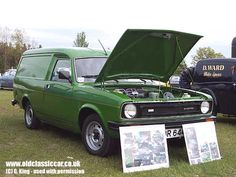 Morris Marina Van