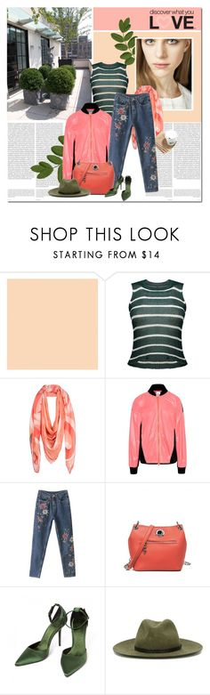 """""""Discover what you love"""" by undici ❤ liked on Polyvore featuring Armani Beauty, Oris, Escada Sport, adidas, Burberry and rag & bone"""