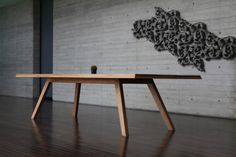 Table 2 by The Carpinteria CA Diy Furniture Table, Woodworking Furniture, Furniture Projects, Modern Furniture, Furniture Design, Woodworking Projects, Wood Table Design, Coffee Table Design, Dining Room Design