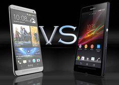 Sony Xperia Z Ultra V's HTC One Review http://www.evolacia.com/sony-xperia-ultra-vs-htc-review/
