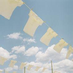 Laundry Weather by Tommy Nanosnap Blue Aesthetic, Aesthetic Photo, Yuki Sohma, Image Mode, Blue Neighbourhood, Emotional Photography, Nami One Piece, Japanese Photography, Photo Images