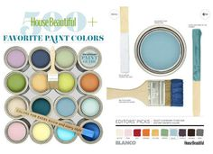 House Beautiful paint colors app can recommend a color combination right for your home