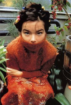 Bjork Hair Knots Source www trtc com