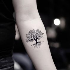 Fake Tattoos, Small Tattoos, Tattoos For Guys, Tattoos For Women, Cross Tattoos, Rib Tattoos, Tree Tattoo Designs, Tattoo Designs For Girls, Tattoo Girls