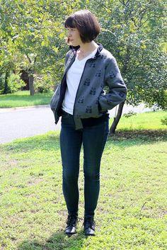 McCartney Jacket by Shwin Designs