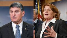 Meet The 3 Democrats Who Betrayed Their Party By Voting To End Gorsuch Filibuster #LallaGatta via @LallaGatta