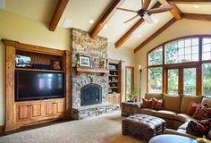 Beautiful Northwest Ranch Home Plan - 69582AM thumb - 13